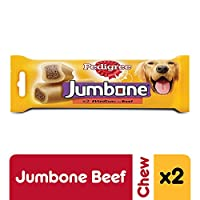 Pedigree Jumbone in Beef, Dog Treats, 200 gm
