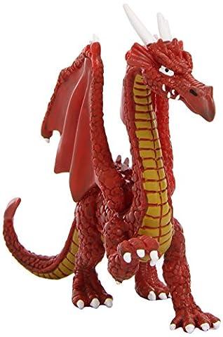 Plastoy - 60459 - Figurine-Le Dragon Rouge