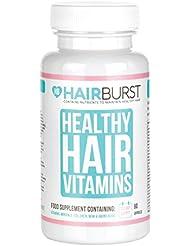 Hairburst Vitamines et Minéraux Capsules - 60 Capsules biotine croissance des cheveux
