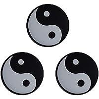 3 Yin Yang Vibrationsdämpfer