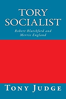 Tory Socialist by [Judge, Tony]