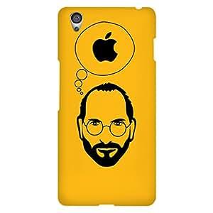 URBAN KOLOURS Original Designer Printed Hard Case Back Cover for OnePlus X (Steve Jobs)