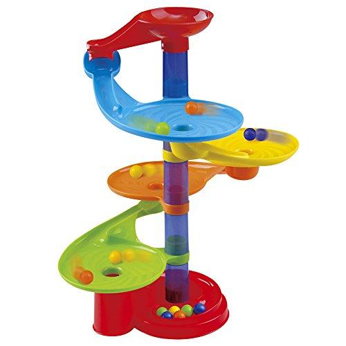 Imagen para Playgo - Torre espiral de bolas, 6 pisos (ColorBaby 44280)