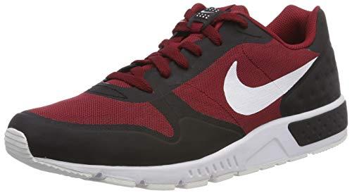 Nike Nightgazer LW Se, Zapatillas de Running para Hombre, Rojo (Red Crush/White/Black 601), 45.5 EU