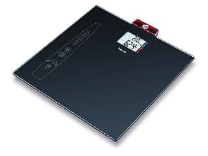 Beurer - GS 49 BMI - Pèse-Personne Verre avec Calcul de L'Imc