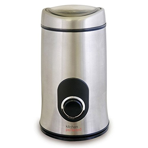 Lloytron E5602SS Stainless Steel Coffee/ Spice Grinder 41ONtguNxeL