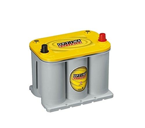 Optima Yellow Top YT R 3,7 BCI D35 12V 48AH Batterie (Batterie Yellow Top Auto)