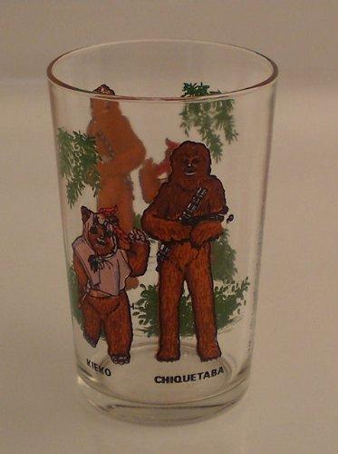-B-1 - Kieko et Chiquetaba (Ewok/Chewbacca) (Chewbacca Zubehör)