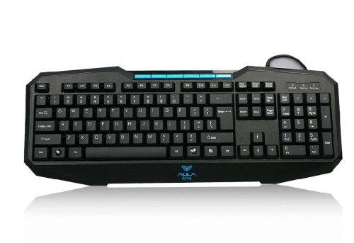 Preisvergleich Produktbild Acme 120553 Adjudication expert gaming keyboard, Elektronisches Spielzeug