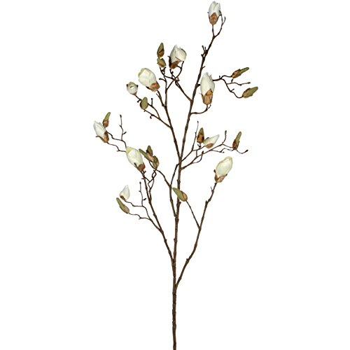 Mica Decorations 1005585 Fleurs Blanc