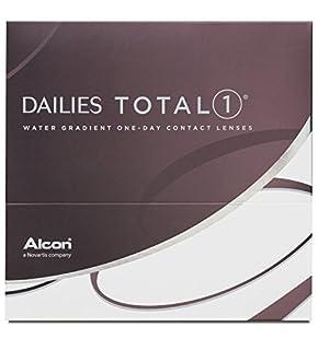 Dailies Total 1 Tageslinsen weich, 90 Stück / BC 8.5 mm / DIA 14.1 / -2,50 Dioptrien (B007RHBLAC) | Amazon Products