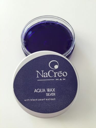 NaCréoMan Silber Haarwax - 50 ml