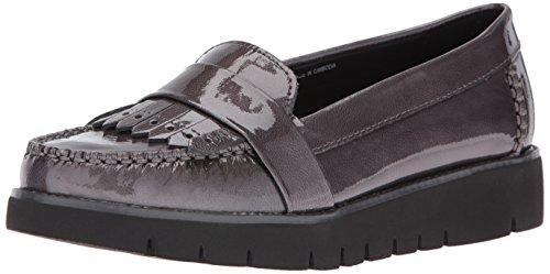 Geox Women's D Blenda C Loafers, Black