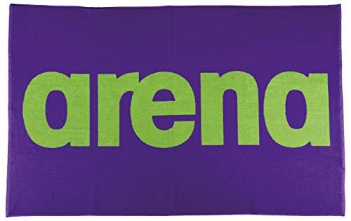 arena Handtuch groß Handy 2A490 MIRTILLA-Leaf One Size Arena Handy