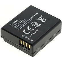 subtel® Batería premium para Leica D-Lux, Panasonic Lumix DMC-LX100, DMC-GX7 -GX80, DMC-TZ80, -TZ81, -TZ101, DMC-GF6, -GF3, -GF5, -GF6X, DMC-S6 (750mAh) DMW-BLE9,DMW-BLG10,Leica BP-DC15 bateria de repuesto, pila reemplazo, sustitución