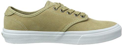 Vans W CAMDEN Damen Sneakers Braun ((Suede) khaki/w / DZ1)