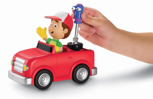 Fisher Price Handy Mannys Tune Up and Go: Truck