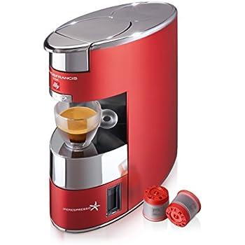 Illy 60178 Macchina Caffè IperEspresso, Rosso: Amazon.it: Casa e ...