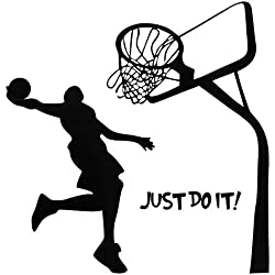 Just Do It - Baloncesto Pared