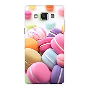 Neo World Macroons Day Back Case Cover for Samsung Galaxy A5