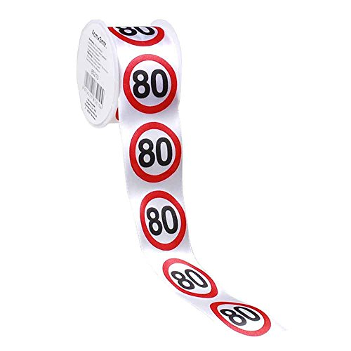 'Cumpleaños Regalo Banda 80| 80Cumpleaños |