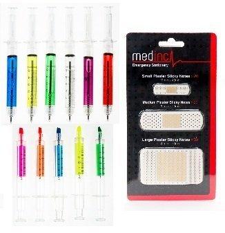 stylo-papeterie-ensemble-medical