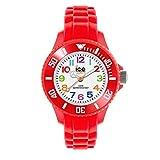 Ice-Watch Kinder-Armbanduhr Ice-Mini rot MN.RD.M.S.12