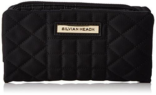 Silvian Heach - Accessory Wallet Lael, Nero, Taglia Unica
