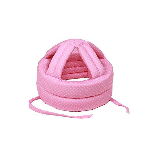 Ogquaton Baby Head Protector Helm Sicherheit Kopfschutz Kissen Schutzkappe Hut für Kleinkinder -