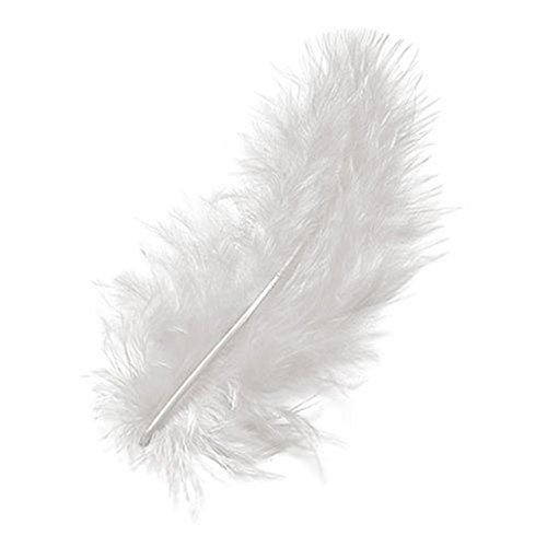 ERGEOB® Naturaleza Decoración faisán plumas del gallo de plumas de 100 piezas, 8-15 cm de largo, ideal para trajes, sombreros, artesanías, decoración del hogar, bricolaje, etc.