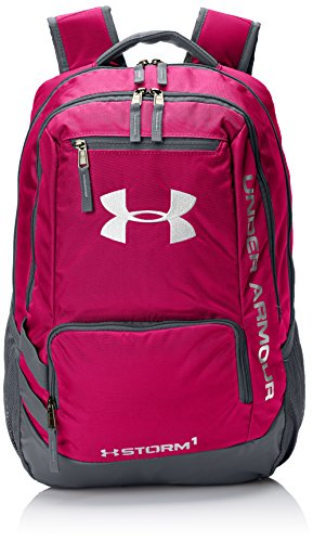 Mochila Under Armour Storm Hustle II - Tropic Pink 654