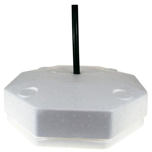 Eisfreihalter 8 eckig mit Deckel (ohne Belüftungspumpe)