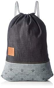 Denim Sports Bag – Jean Sac, Gym Bag, Sac de sport, Sac à dos Manufaktur13 M13
