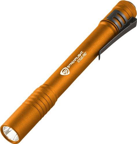 Streamlight Stylus Pro Led (Streamlight STL66128 Stylus Pro Led-orange)