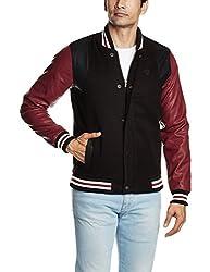 Pepe Jeans Mens Cotton Jacket (8903872644322_JAYLER LS_XX-Large_Black)