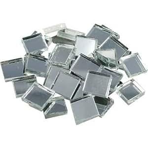 Spiegel mosaiksteine 1x1 cm cmog503 k che haushalt - Mosaiksteine spiegel ...