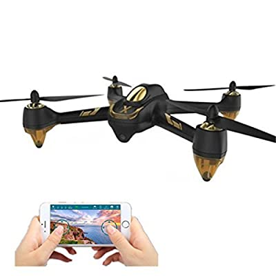 Xiangtat Hubsan X4 AIR Pro H501A WiFi FPV 5.8G FPV Brushless With 1080P HD Camera GPS Waypoint RC Quadcopter RTF by Xiangtat