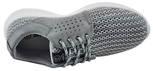 Chetto , Jungen Sneaker Grau