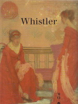 Whistler : 1834-1903, [exposition], Londres, Tate Gallery, 13 octobre 1994-8 janvier 1995, Paris, Musée d'Orsay, 6 février-30 avril 1995, Washington, National Gallery of Art, 28 mai-20 août 1995 par Richard Dorment, Margaret MacDonald