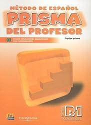 Prisma B1 Progresa - Libro del profesor: Tutor Book + CD: Libro Del Profesor B1
