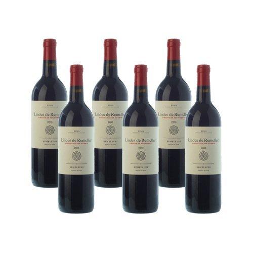 Lindes De Remelluri Viñedos De San Vicente - Vino Tinto - 6 Botellas
