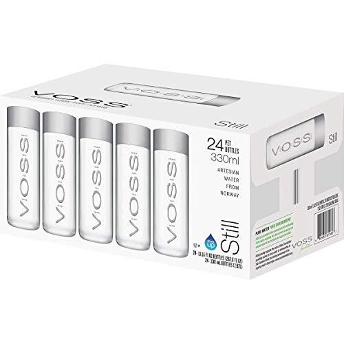 VOSS Water - Stilles Wasser PET - Box mit 24 Einheiten - 24 x 330ml