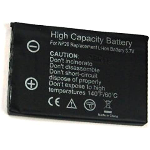 BA5I5 Selection litio-batteria agli ioni di litio - 500 mAh