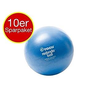 TOGU Redondo Ball Kombis | 3er | 5er | 10er | Pilates-, Gymnastik-, und Fitnessball