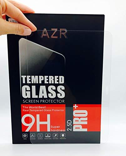 mZWEI Panzerglas Bildschirm-Schutz-Folie Kompatibel mit Samsung Galaxy Tab 4 10.1