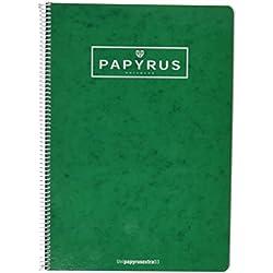 Guerrero 092791 - Cuaderno, doble línea, 80 hojas