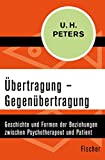 Übertragung – Gegenübertragung: Geschichte und Formen der Beziehungen zwischen Psychotherapeut und Patient
