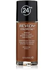 Revlon Colorstay Makeup Fond de Teint pour Peau Grasse...