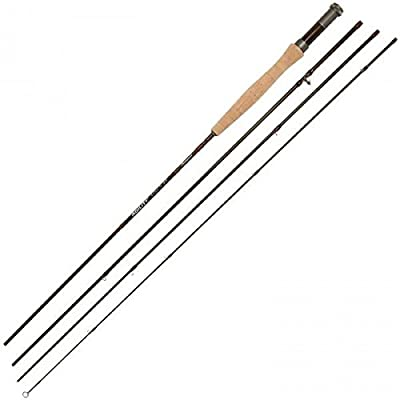Shakespeare Agility 2 Rise Fly Fishing Rod from Shakespeare