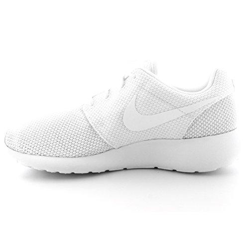 Nike Roshe One, Running Homme Blanc-Gris